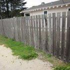 Before exterior improvement , Pacific Grove